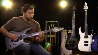 Periphery's Misha Mansoor Jams on his NEW Pro Series Juggernaut