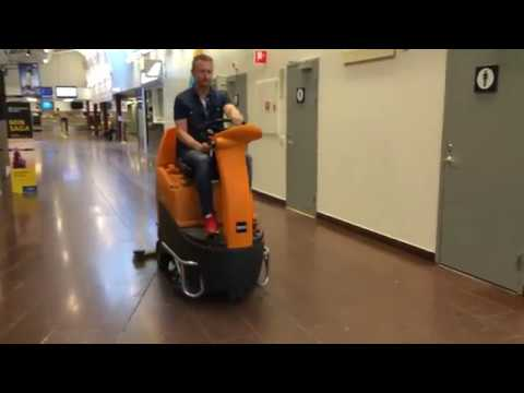 Taski Swingo 2500 Zemin Temizlik Makinası