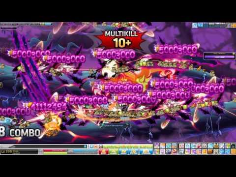 [Skill] Eunwol Hyper skill goes to client-side  - MapleStory