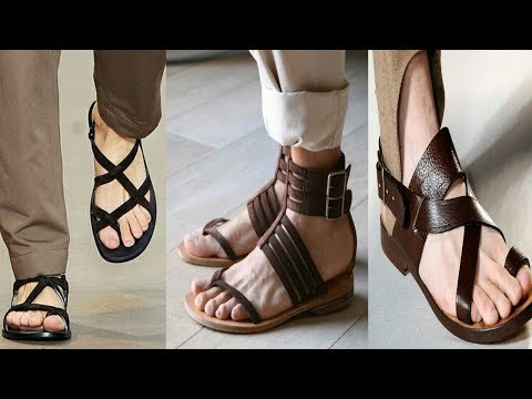 Men Sandals - Gents Sandals Latest