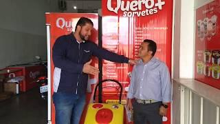 Bate papo com empresário Virgílio ( Sorvetes QUERO+)