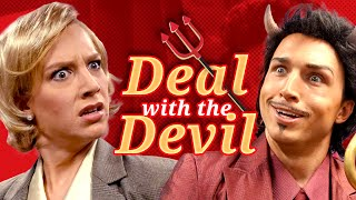 HILLARY'S DEAL WITH THE DEVIL (BTS)