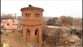 Реконструкция столетней водонапорной башни