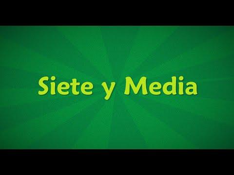 Video of SieTe y MeDia