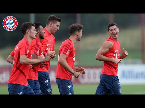 mp4 Training Fc Bayern, download Training Fc Bayern video klip Training Fc Bayern