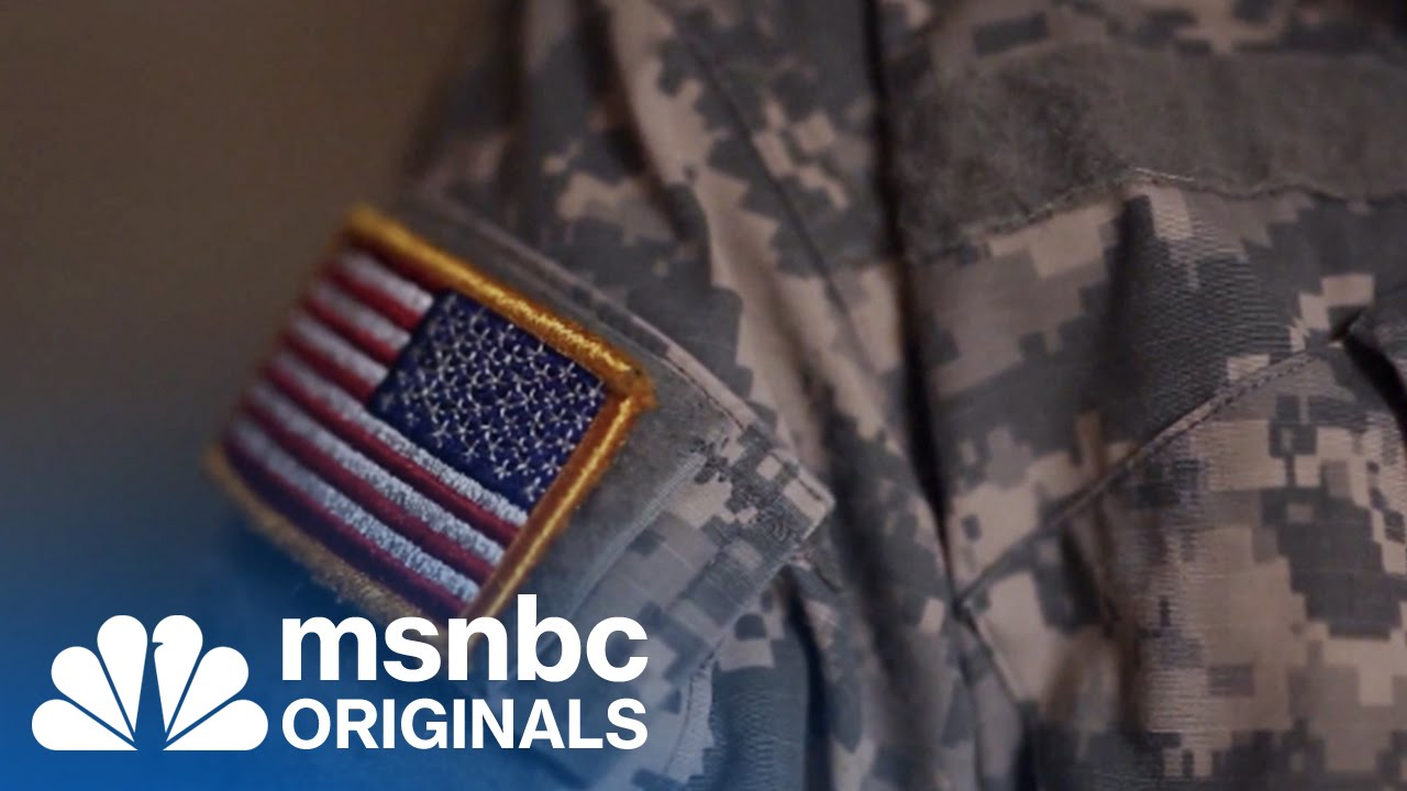 Forced Into The Shadows Of Armed Service | Originals | msnbc thumbnail