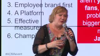 We need to look at employee advocacy
