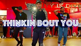 "Ciara   ""Thinking's Bout You""   JR Taylor Choreography"