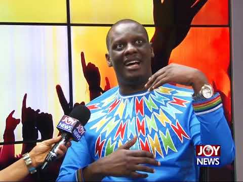 Upclose with Lord Kenya - Joy Entertainment News (3-4-18)