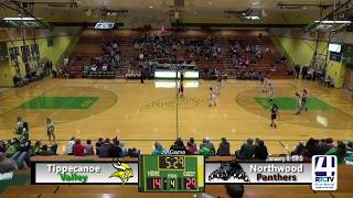 Tippecanoe Valley Girls Basketball vs Northwood