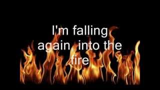 Dokken Into the fire lyrics