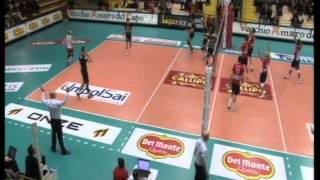 preview picture of video 'Highlights A2 UnipolSai Vibo Valentia vs Ortona'