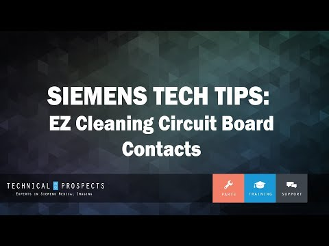 TECH TIP: EZ Cleaning Circuit Board Contacts