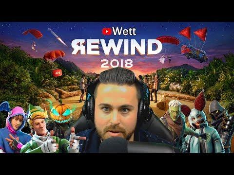 Wett Rewind 2018 (A full year of Freestyle Raps)
