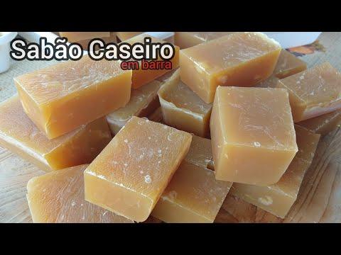 Receita de Sabo Caseiro em Barra