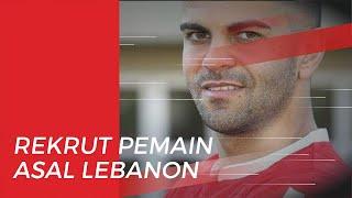 Pemain Timnas Lebanon Samir Ayaas Resmi Perkuat Persiraja Banda Aceh di Liga 1 Indonesia