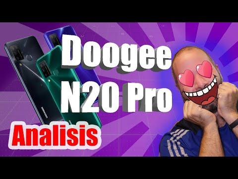 Review DOOGEE N20 PRO - Análisis en Español