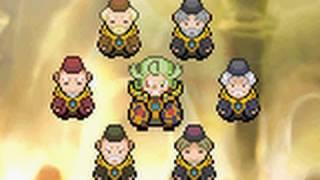 Pokemon White Walkthrough 55 - The Seven Sages
