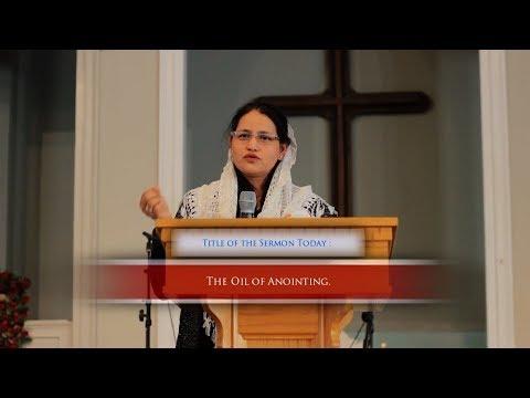 Sister Pushpa Chhetri : The Oil of Anointing.