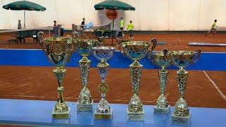 Удачная выездная серия томских теннисистов. Репортаж из клуба «Чемпион»
