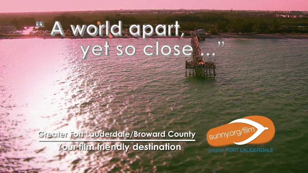 Broward Film Commission Sizzle Reel
