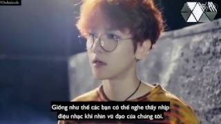 [Vietsub EXOism] EXO - Coming Over MV Offshot