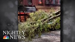 Winter Storm Causes Commuter Chaos, Catches Millions Off Guard | NBC Nightly News