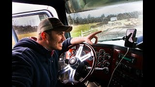 Dump Truck Ride Along !