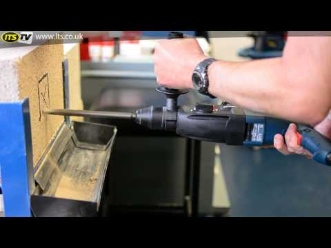 Bosch GBH2-28 SDS+ 3 Mode Rotary Hammer Drill - ITS