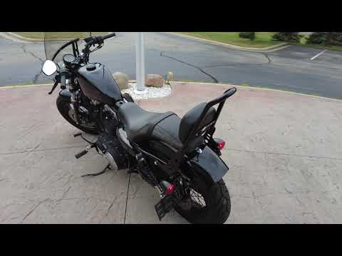 2013 Harley-Davidson Sportster® Forty-Eight® in Portage, Michigan - Video 1