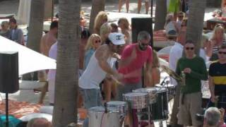 Nikki Beach Marbella  Amazing Sunday  May nd 2010