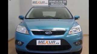 Video Ford Focus Automoviles Mexur