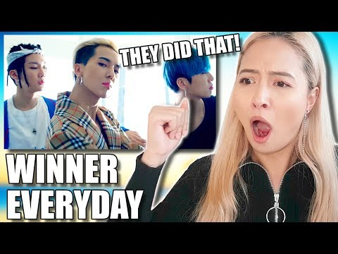 Download Winner Everyday Mv Reaction The Backup Dancers Tho Video