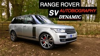 2018 Range Rover SV Autobiography Dynamic Review - Inside Lane