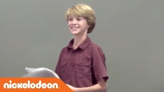 Jace Norman & Henry Danger Cast's Never-Before-Seen Auditions | Nick
