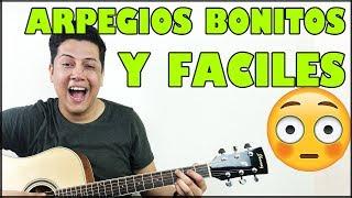APRENDE ARPEGIOS MUY BONITOS Y FACILES!