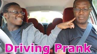 Driving Prank