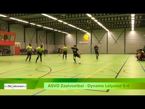 ASVD Zaalvoetbal krijgt na hectische slotfase toch nog een kans om te promoveren