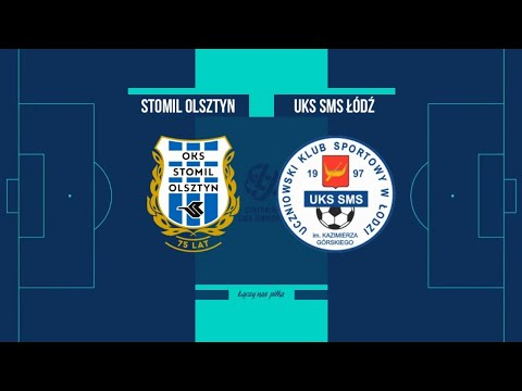 Relacja z meczu Stomil Olsztyn - UKS SMS Łódź 2:1
