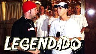Fred Durst Feat. Eminem - Turn Me Loose 'LEGENDADO'