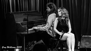 "Casey Abrams & Haley Reinhart ""Never Knew What Love Could Do"""