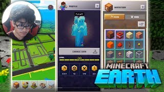 Minecraft Earth Signup at Next New Now Vblog