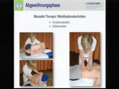 Scheynogo Behandlung von Osteoarthritis