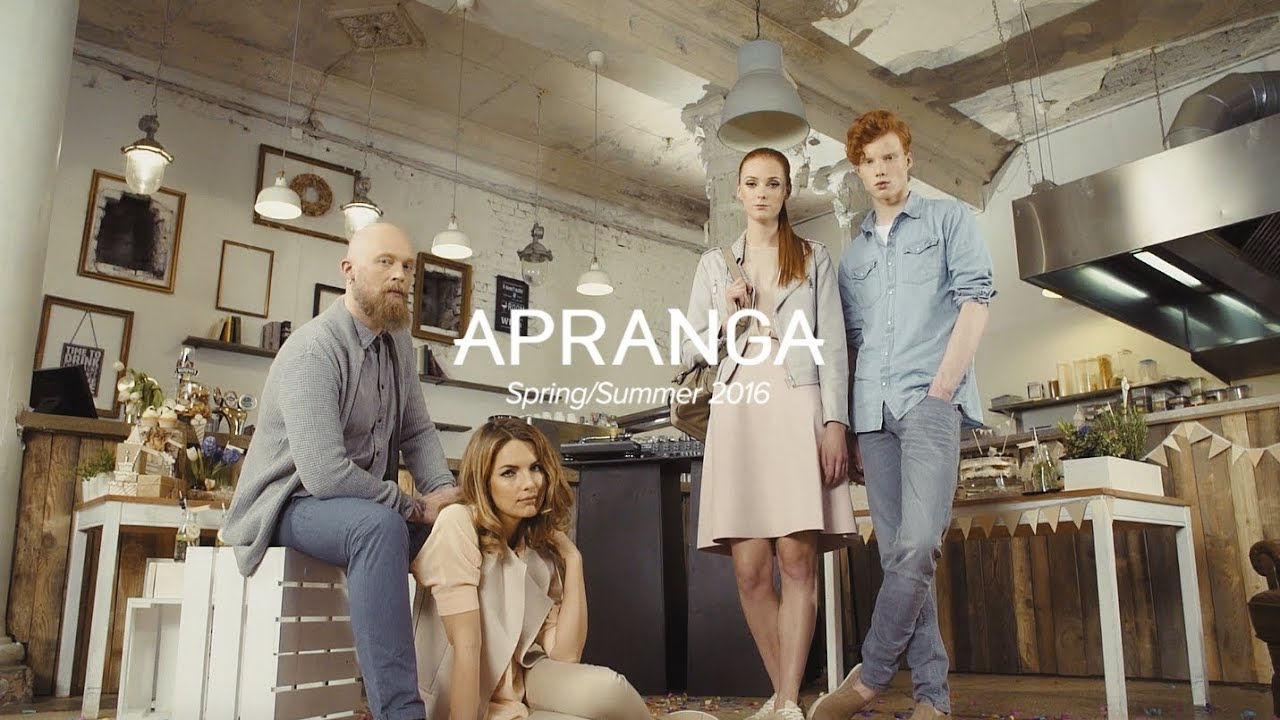 Review of Apranga // Spring/Summer 2016 agency