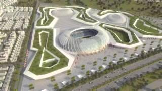 LOS MARAVILLOSOS ESTADIOS DE QATAR, para la copa del mundo 2022