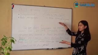 Ағылшын тілі. Introduction to ielts