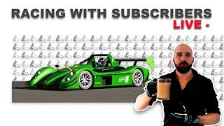 Racing Subscribers Online | Assetto Corsa