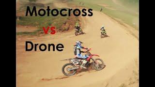 Motocross in Hamma vs Race Drone // FPV \\