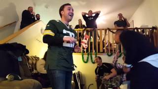Packers fans reaction to hail mary: Packers vs Cardinals