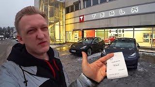 Моя Tesla сломалась... СНИМАЮ скрытой камерой сервис Теслы! Отказались чинить Model X